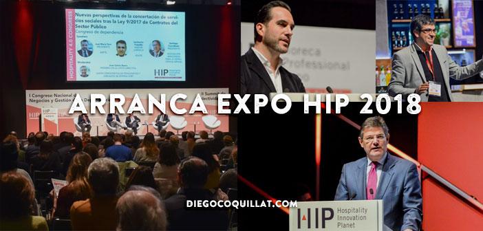 Arranca Expo HIP 2018: Resumen de lo más destacado en 20 tuits