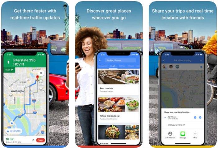 Google Maps calcula el tiempo de espera en un millón de restaurantes repartidos por 12 ciudades del mundo. Dos de ellas son Madrid y Barcelona. El resto, Nueva York, Hong Kong, Taipei, París, Los Ángeles, Nueva Delhi, Moscú, Singapur, Budapest y Kiev.