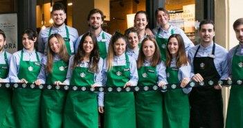 Gran acogida a Starbucks en Córdoba #StarbucksenCórdoba