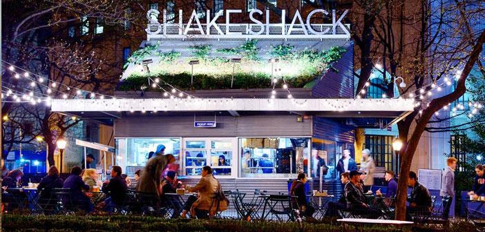 et, des commentaires? répétition, ils sont les mêmes, encore et encore: J'adore ce burger!, ¡Délicieux!, Je besoin d'un Shake Shack!, Oh, c'est un péché!, Je manque! Il y a ceux qui rêvent de voler aux États-Unis pour manger un Shack classique sur le site lui-même où la chaîne est née, Madison Square Park à New York.