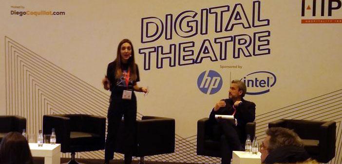 Leyre Cabañas, Head of Marketing Latam&Spain de Brandwatch, con más de 10 años de experiencia trabajando el entorno digital expuso este caso durante su participación en el #TeatroDigital coordinado por @diegocoquillat en #ExpoHip2018.