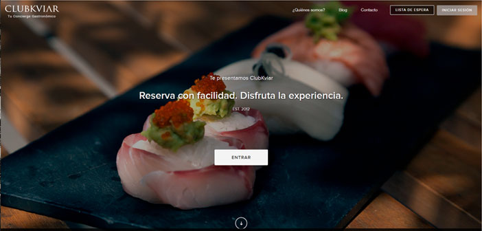 ClubKviar has become a key player in the Spanish market restoration and has a select list of restaurants and more 100.000 active partners. With its expansion in Europe, Resy to relaunch strategic relationships and brand value ClubKviar for growth in Spain.