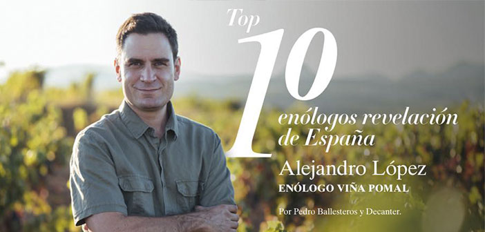 """This partnership is built on shared values ​​on which we claim our commitment to continuing efforts to achieve the highest quality in our wines and dishes,  sin olvidar nuestros orígenes y la tradición que ha marcado lo que somos hoy"", asegura Alejandro López, enologist of Bodegas Bilbaínas."