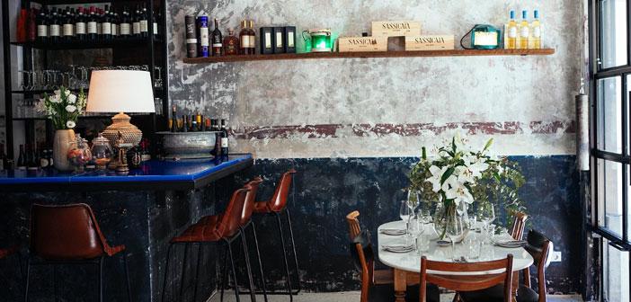 """""""¿Qué pasaría si escogiéramos primero el vino y luego la comida?"""". Así se lo plantean en este local de Chueca con 365 vinos diferentes en su carta y su Brunch Champagne que, celebran todos los domingos."""