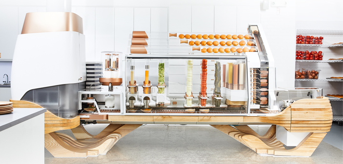 Creator, la primera hamburguesería totalmente robotizada que lanza un pulso al fast food tradicional