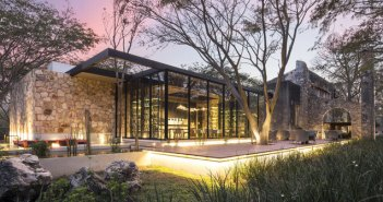 Descubre Ixi'im, el restaurante más hermoso del mundo