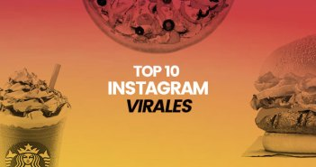 El Top 10 más viral en Instagram de las cadenas de hostelería