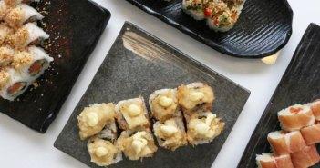 Los exclusivos menús de sushi que sirve Instamaki durante el Mundial #Rusia2018