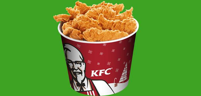 KFC lanza la versión vegetariana de su pollo frito