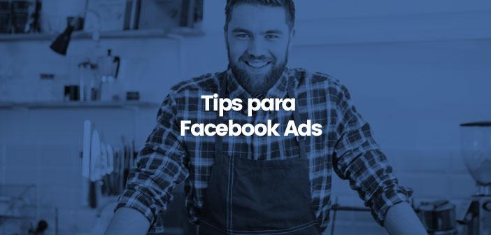Los 5 pecados de Facebook Ads para publicitar tu restaurante