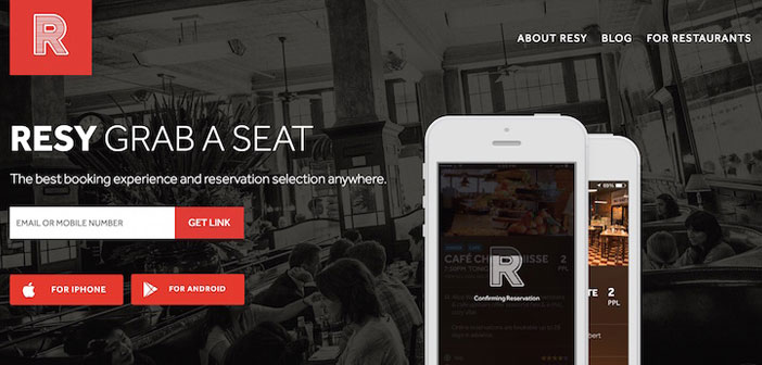 Losers, online reservation system for restaurants, It is one of the first companies that are experiencing business opportunities posed by the new payment procedure.