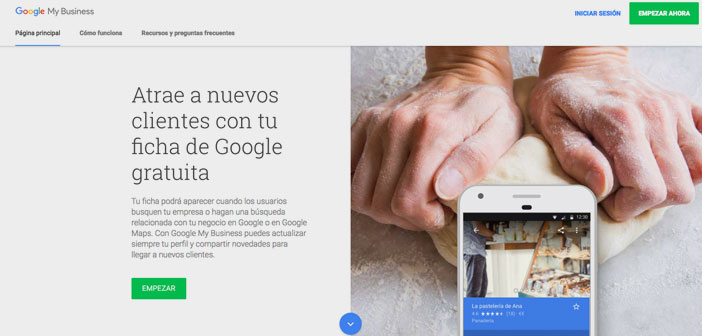Google My Business puts at our disposal is something the HORECA channel does not understand, exploit and / or use in your favor. We want, from these lines, try to shed some light on this subject collaborating with some ideas about what they are and ideas and tips for daily use.