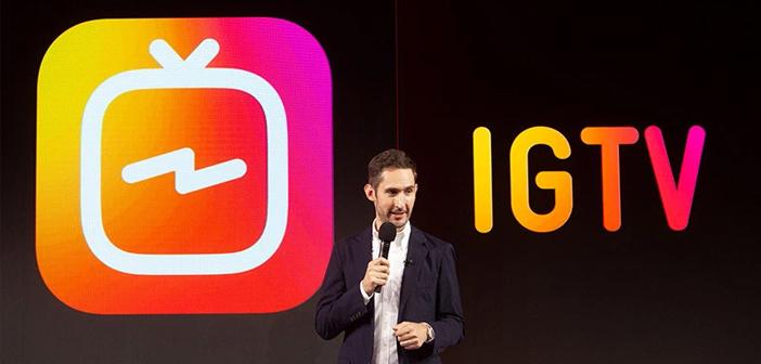 Durante este evento, Instagram -propiedad de Facebook- presentó IGTV, una nueva aplicación que va a permitir subir vídeos de hasta una hora de duración a los creadores profesionales de contenidos y celebridades que usan esta red social.