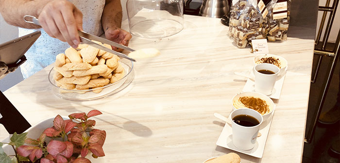 For example, piadinas premises visited or one that focused exclusively on the most popular Italian dessert, tiramisu.