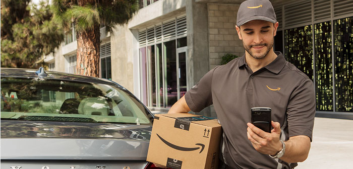 Emerged from a new partnership between the giant digital sales and automakers General Motors and Volvo, Amazon innovative service aims to deliver parcels directly in the trunk of the vehicle.