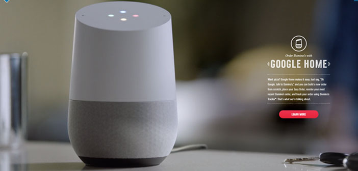 It is seen that the technical demonstration of the Google Home has caused a flood of initiatives. No one wants to be left behind in what is seen as another wave of digital business transformation, continuing relentless.