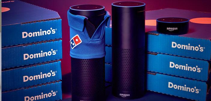 Domino's apuesta por los sistemas de reconocimiento de voz y atención telefónica automatizada