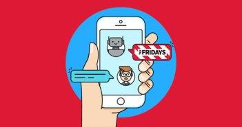El restaurante T.G.I. Fridays ingresa 150 millones de dólares extra gracias a un chatbot