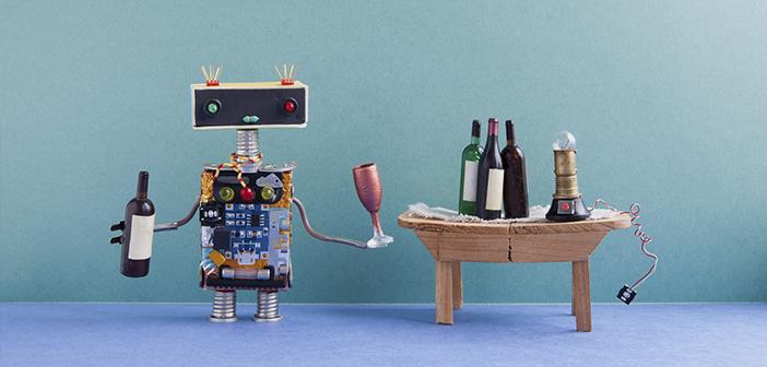 El Brexit podría acelerar la sustitución del personal por robots camareros