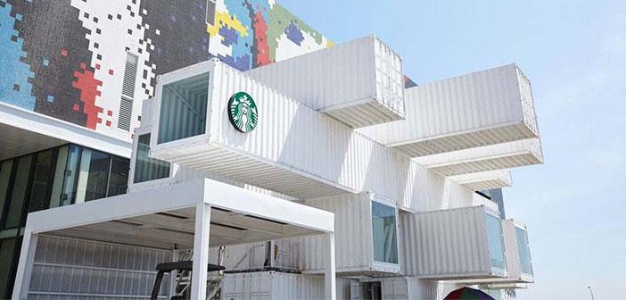 La colaboración de Starbucks y Kengo Kuma muestra que no es necesario incurrir en gastos adicionales para lograr un compromiso entre sensación premium y sostenibilidad en los restaurantes. Es previsible que en el futuro sean cada vez más las franquicias de restauración organizada que se atrevan a probar la cargotectura.