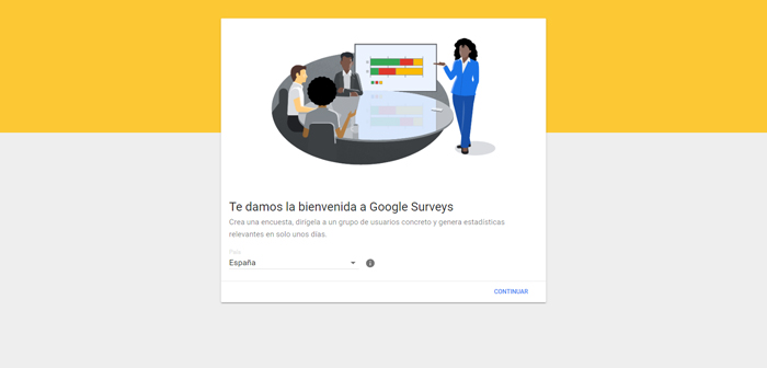 To draw meaningful conclusions were interviewed 500 Surveys by Google users. The main points of interest were extracted that are specified below.