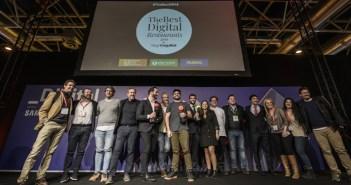 Los mejores momentos de la gala The Best Digital Restaurant 2019 #TheBestDR19