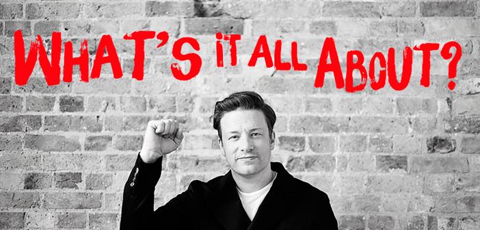 Le célèbre animateur britannique Jamie Oliver a essayé menus école de cuisine américaine confrontent. LA. Révolution alimentaire en série Jamie Oliver su, qui a toutefois été fortement critiquée par le public américain sans décrocher le message atteint en préconisant un repas sain donner petite école.