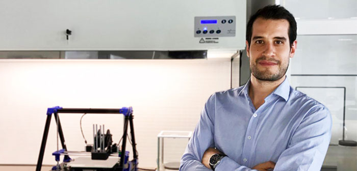 The merger between 3D printing food and vegan meat substitutes has its reference in Spain fusion between 3D printing food and vegan meat substitutes has its referent in Spain