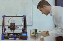 Las impresoras 3D de alimentos de origen vegetal sorprenden a los asistentes del Mobile World Congress