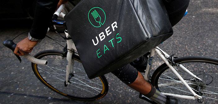 Mange Uber utiliser les restaurants virtuels pour gagner du terrain sur ses concurrents Uber Eats utiliser les restaurants virtuels pour gagner du terrain sur ses concurrents