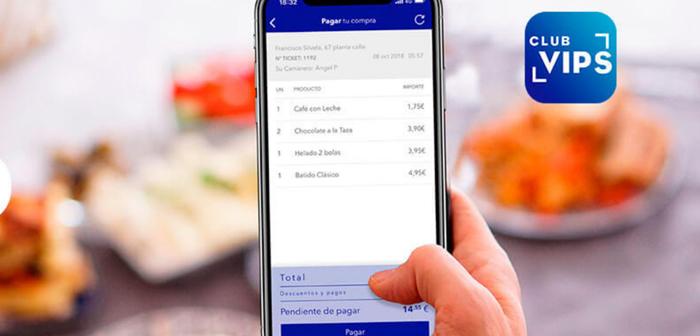 Ahora en nuestros restaurantes de servicio en mesa (VIPS, Ginos, Fridays y wagamama), con Pay&Go podrás pagar tu cuenta cuando quieras, sin necesidad de la asistencia de un camarero.