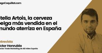 Stella Artois, la cerveza belga más vendida en el mundo aterriza en España