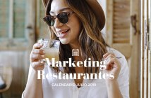 Julio de 2019 calendario de acciones de marketing para restaurantes