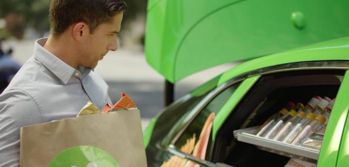 Una de estas empresas es AutoX, una compañía especializada en soluciones de movilidad orientadas al transporte de mercancías. Disponen de un modelo adaptado a las necesidades de este nicho que ya está rodando por las calles en la experiencia piloto que se está desarrollando en San José (California, EE. UU.).