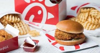 Chick-fil-A, comida rápida con principios cristianos