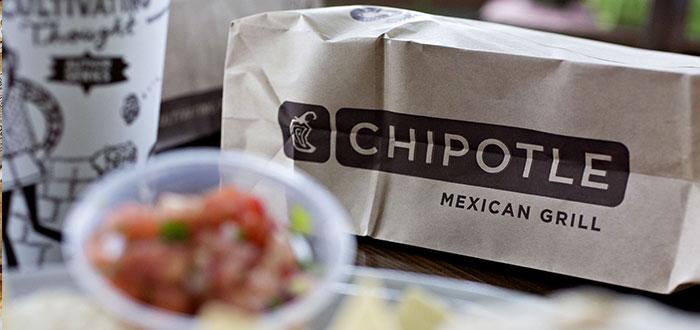 Chipotle Rewards: la nueva app móvil de Chipotle con programa de fidelización de clientela integrado