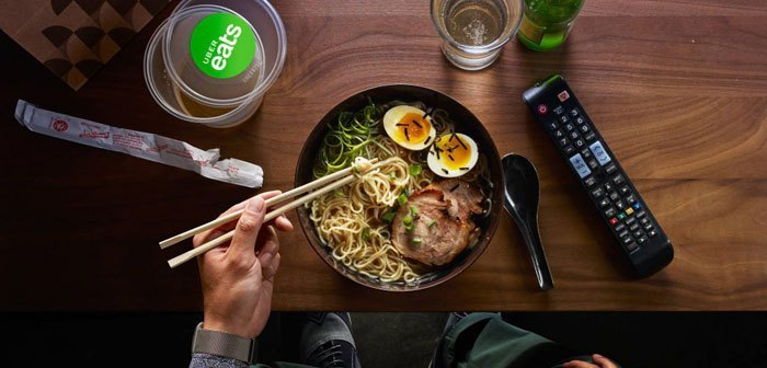 Uber Eats utiliser les restaurants virtuels pour gagner du terrain sur ses concurrents