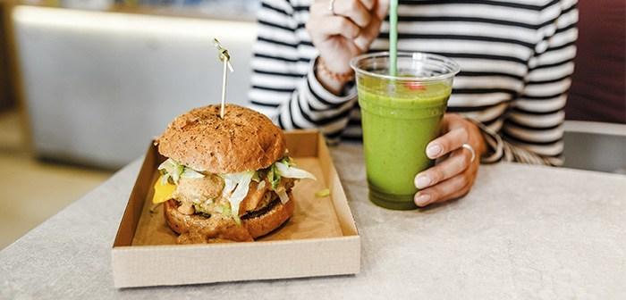 The Good Food Institute publie son rapport et montre une augmentation des aliments végétaux dans les restaurants