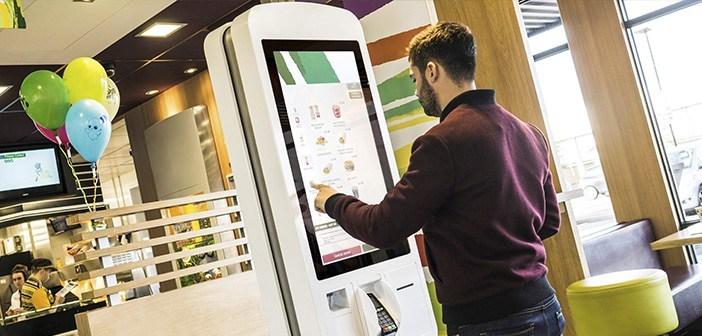 ¿Will destroy jobs new interactive kiosks McDonald's?