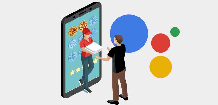 Pedidos online a restaurantes a través de Google Assistant, Google Search y Google Maps