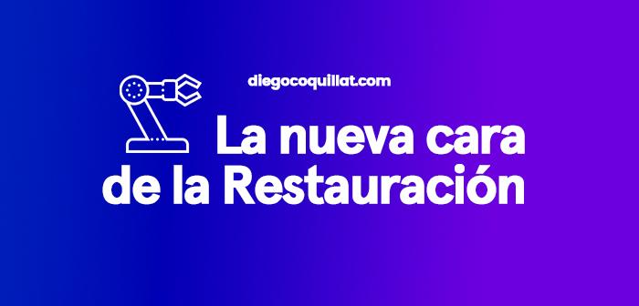 Le nouveau visage de la restauration: restaurants hybrides, virtuel, automatisé, innovants et plus
