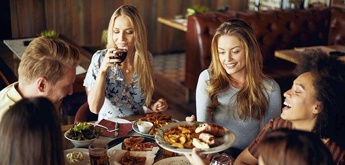 Une étude révèle pourquoi les clients choisissent la clé un restaurant