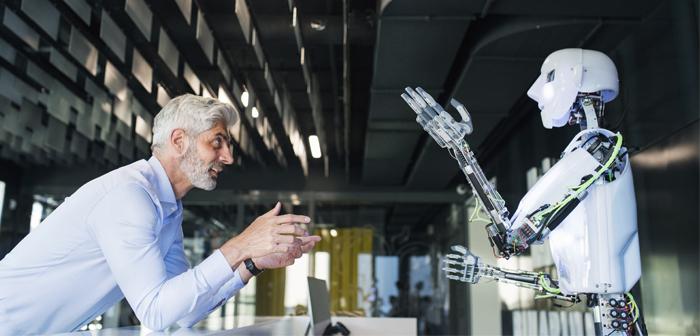 7 Examples of how robots for restaurants begin to sink in EE. THE.