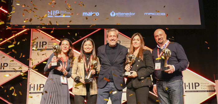 Jordi Roca, Iratxe Miranda, McDonald's y Heart Ibiza, son los ganadores de los premios The Best Digital Restaurants 2020