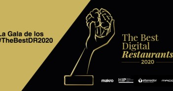 Hoy conoceremos a los ganadores de The Best Digital Restaurants 2020
