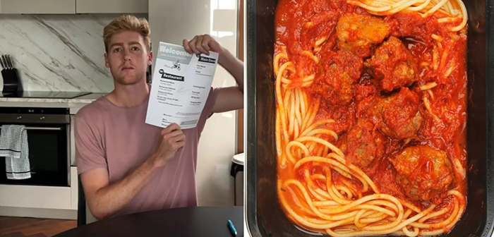 He 7 September 2019, Pieters up a video entitled I sold food heated in the microwave in Deliveroo. Today is one of its most popular productions, skimming 4 million views.