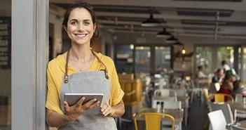 Las tabletas digitales cambian el funcionamiento de los restaurantes