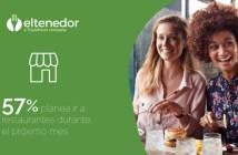 Más de la mitad de los españoles planea salir a restaurantes durante el próximo mes, según un estudio de ElTenedor