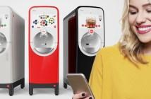 Coca-Cola lanza un dispensador de bebida sin contacto para los restaurantes que se controla el cliente desde su móvil