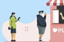 Controlar las colas y el distanciamiento social: el nuevo objetivo de la tecnología en los restaurantes